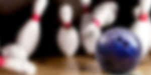 Bowling video image