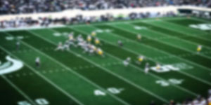 Football video image